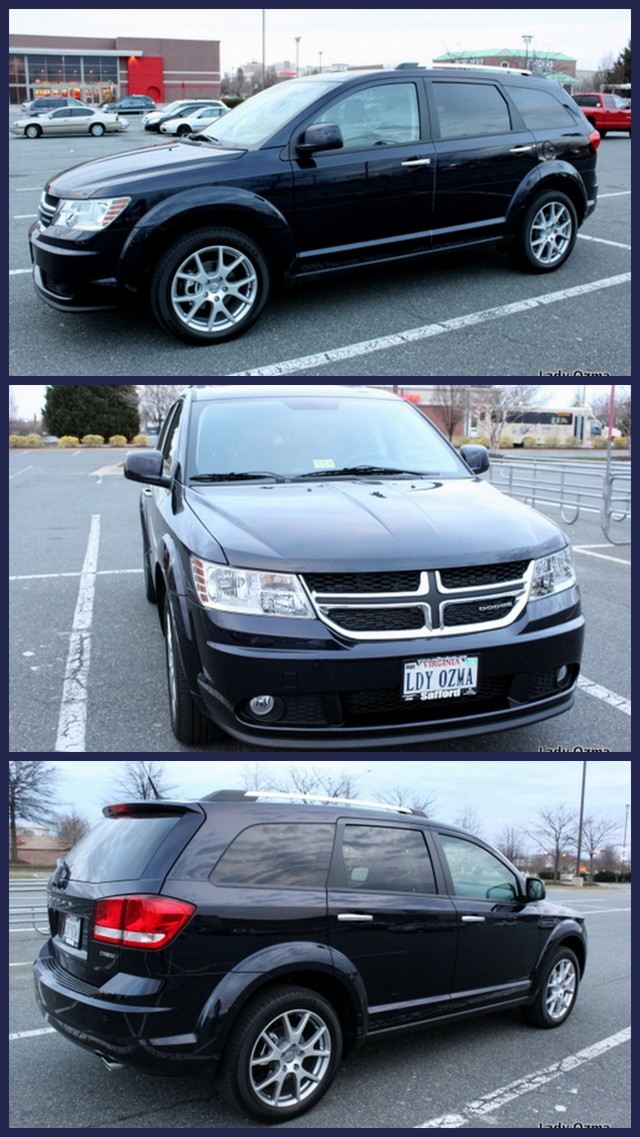 Dodge Journey - 3 Views