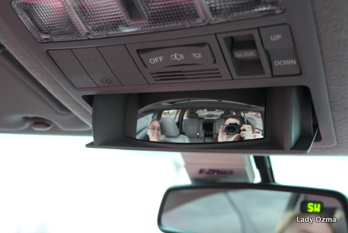 Spy Mirror