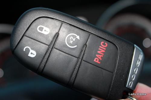 Key Fob - Dodge
