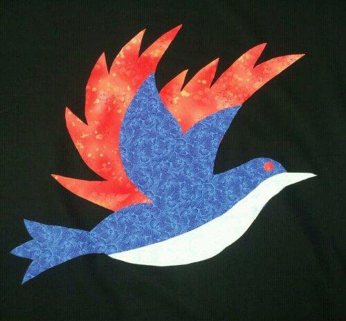 Joram's bird