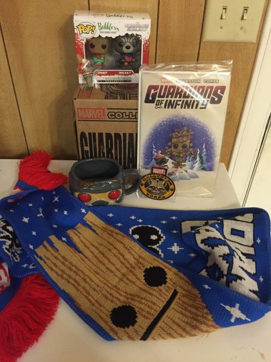 December 2015 Collector Corps Haul
