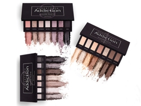 addiction eye shadow packets